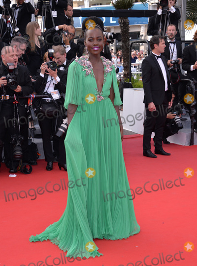 Lupita Nyongo Photo - Lupita Nyongo at the gala opening ceremony of the 68th Festival de CannesMay 13 2015  Cannes FrancePicture Paul Smith  Featureflash