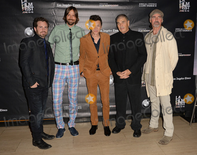 Jeff Fahey Photo - Rider Strong  Brett Jacobsen  John Hawkes  Robert Forester  Jeff Fahey at the premiere of Too Late part of the LA Film Festival at the Bing Theatre at LACMAJune 11 2015  Los Angeles CAPicture Paul Smith  Featureflash