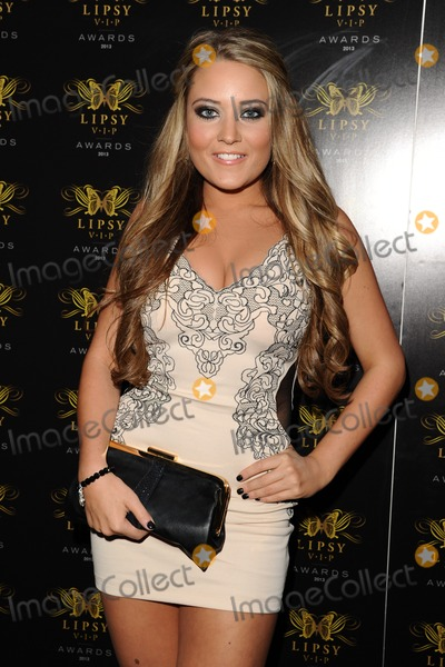 Abi Phillips Photo - Abi Phillips arriving for the Lipsy Fashion Awards  at Dstrkt London 29052013 Picture by Steve Vas  Featureflash