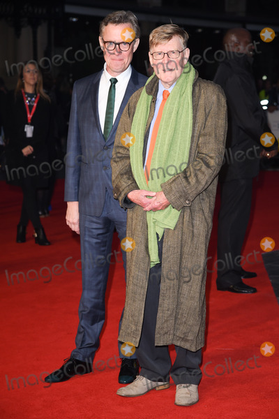 Alan Bennett Photo - Alex Jennings  writer Alan Bennett at the UK premiere of The Lady in the Van part of the London Film Festival 2015 at the Odeon Leicester Square LondonOctober 13 2015  London UKPicture Steve Vas  Featureflash