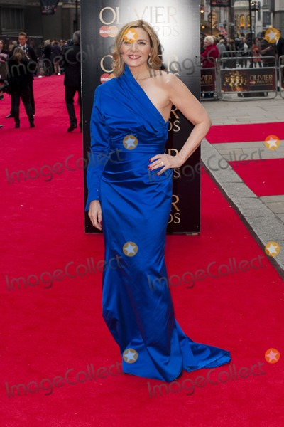 Kim Cattrall Photo - Kim Cattrall arriving for the Laurence Olivier Awards 2013 at the Royal Opera House Covent Garden London 28042013 Picture by Simon Burchell  Featureflash