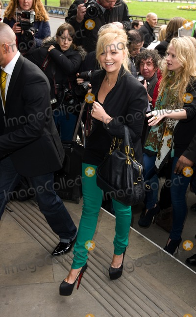 Emma Bunton Photo - Emma Bunton arriving for the TRIC Awards 2012 at the Grosvenor House Hotel London 13032012 Picture by Simon Burchell  Featureflash