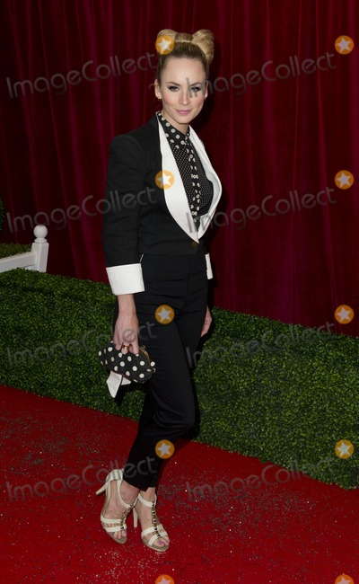 Holly Weston Photo - Holly Weston arriving for the 2012 British Soap Awards  LWT Southbank London28042012 Picture by Simon Burchell  Featureflash