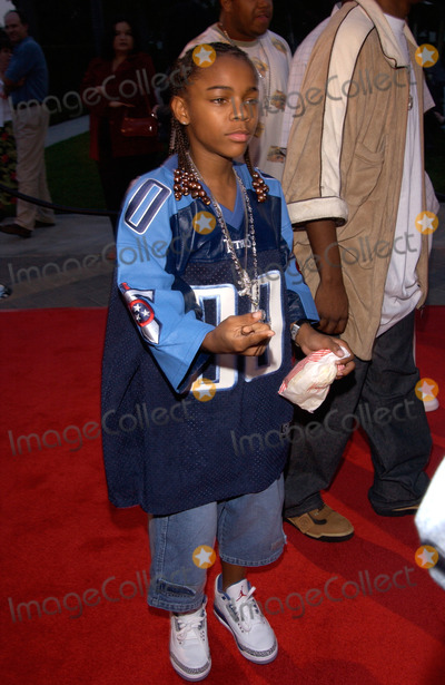 Lil Bow Wow Photo - Singer LIL BOW WOW at the world premiere in Hollywood of Hardball10SEP2001   Paul SmithFeatureflash