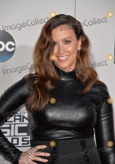 Alanis Morissette Photo - Alanis Morissette at the 2015 American Music Awards at the Microsoft Theatre LA LiveNovember 22 2015  Los Angeles CAPicture Paul Smith  Featureflash