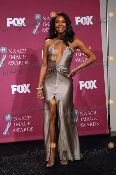 Gabrielle Union Photo - Actress GABRIELLE UNION at the 36th Annual NAACP Image Awards in Los AngelesMarch 19 2005 Los Angeles CA Paul Smith  Featureflash