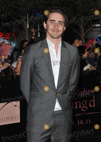 Lee Pace Photo - Lee Pace at the world premiere of The Twilight Saga Breaking Dawn - Part 1 at the Nokia Theatre LA Live in downtown Los AngelesNovember 14 2011  Los Angeles CAPicture Paul Smith  Featureflash