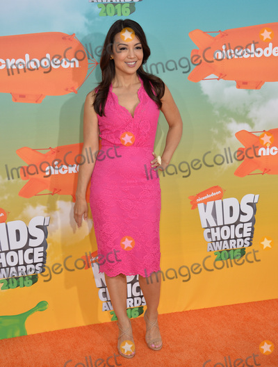 Ming-Na Wen Photo - Actress Ming-Na Wen at the 2016 Kids Choice Awards at The Forum Los AngelesMarch 12 2016  Los Angeles CAPicture Paul Smith  Featureflash