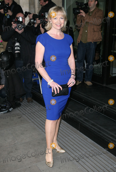 Carol Kirkwood Photo - Carol Kirkwood arriving for the TRIC Awards 2012 at the Grosvenor House Hotel London 13032012 Picture by Alexandra Glen  Featureflash