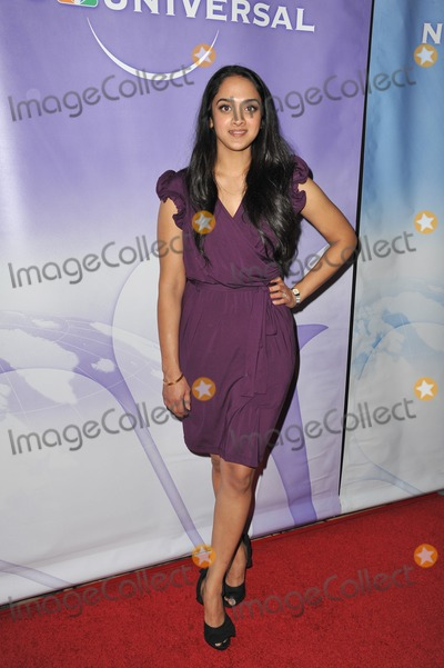 Anisha Nagarajan Photo - Anisha Nagarajan at the NBC Universal Winter 2011 Press Tour at the Langham Huntington Hotel PasadenaJanuary 13 2011  Pasadena CAPicture Paul Smith  Featureflash