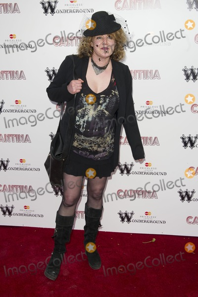 Emily Lloyd Photo - Emily Lloyd arriving for the Press Night of Cantina at Jubilee Gardens in London 21052012  Picture by Simon Burchell  Featureflash