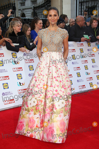 Amanda Byram Photo - Amanda Byram at the 2015 Pride of Britain Awards at the Grosvenor House HotelSeptember 28 2015  London UKPicture James Smith  Featureflash