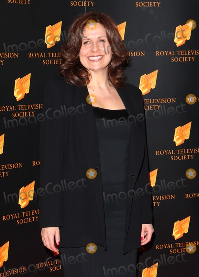 Rebecca Front Photo - Rebecca Front arriving for the RTS Awards 2014 Grosvenor House Hotel London 18032014 Picture by Alexandra Glen  Featureflash