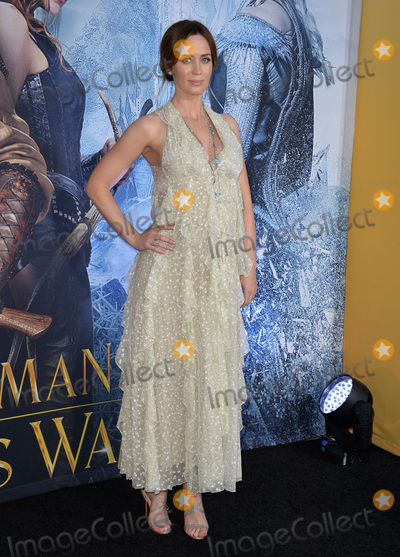 Emily Blunt Photo - LOS ANGELES CA April 11 2016 Emily Blunt at the US premiere of The Huntsman Winters War at the Regency Village Theatre WestwoodPicture Paul Smith  Featureflash