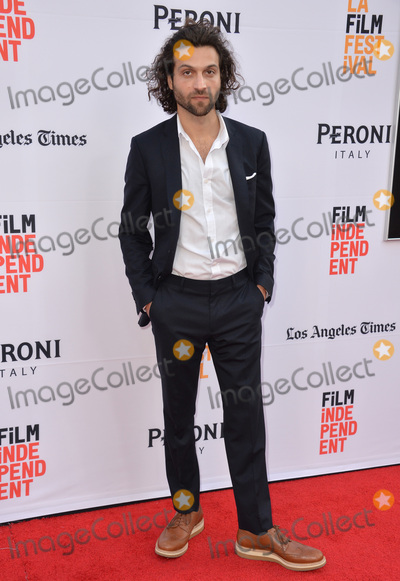 Alexander DiPersia Photo - LOS ANGELES CA June 7 2016 Actor Alexander DiPersia at the world premiere of The Conjuring 2 at the TCL Chinese Theatre HollywoodPicture Paul Smith  Featureflash