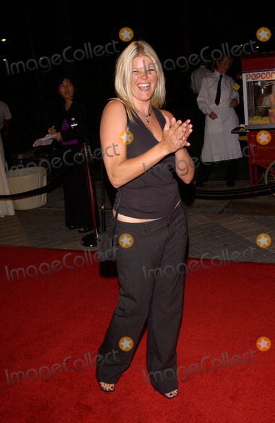 Sarah Ann Morris Photo - Actress SARAH ANN MORRIS at the world premiere in Hollywood of Hardball10SEP2001   Paul SmithFeatureflash