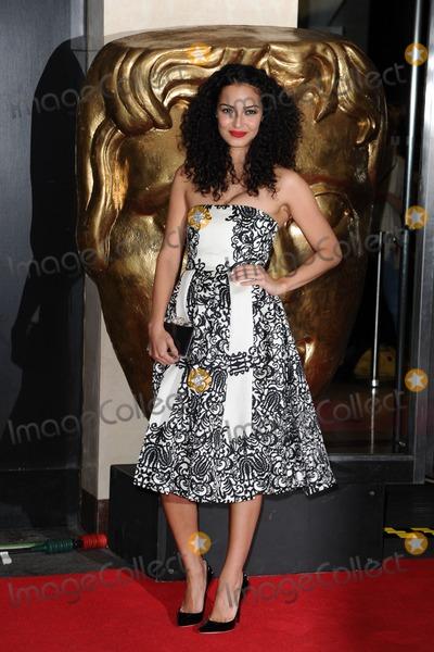 Anna Schaffer Photo - Anna Schaffer arriving for the BAFTA Childrens Awards 2012 at the London Hilton London 25112012 Picture by Steve Vas  Featureflash