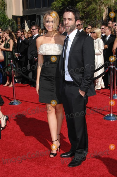 Katrina Bowden and bj novak
