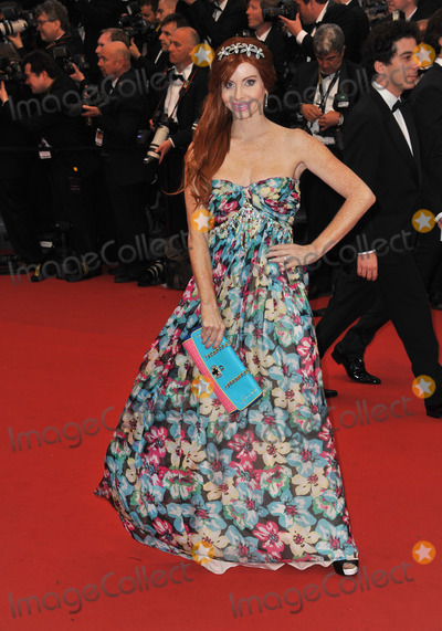 Phoebe Price Photo - Phoebe Price at the premiere of The Great Gatsby the opening movie of the 66th Festival de CannesMay 15 2013  Cannes FrancePicture Paul Smith  Featureflash