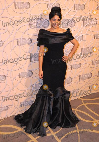 Amara Karan Photo - BEVERLY HILLS CA - JANUARY 8  Actress Amara Karan attends HBOs official golden globes awards after party at Circa 55 restaurant at the Beverly Hilton Hotel on January 8 2017 in Beverly Hills California  (Photo by Barry KingImageCollectcom)