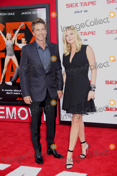 Sheryl Berkoff Photo - Rob Lowe Sheryl Berkoff 07102014 The World Premiere of gSex Tapeh held at The Regency Village Theatre in Westwood CA Photo by Izumi Hasegawa  HollywoodNewsWirenet