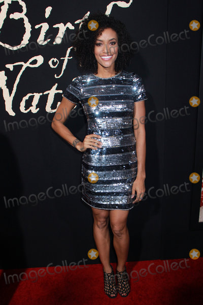 Annie Ilonzeh Photo - Annie Ilonzeh 09212016 The Los Angeles Premiere of The Birth of a Nation held at the ArcLight Cinerama Dome in Los Angeles CA Photo by Izumi Hasegawa  HollywoodNewsWireco