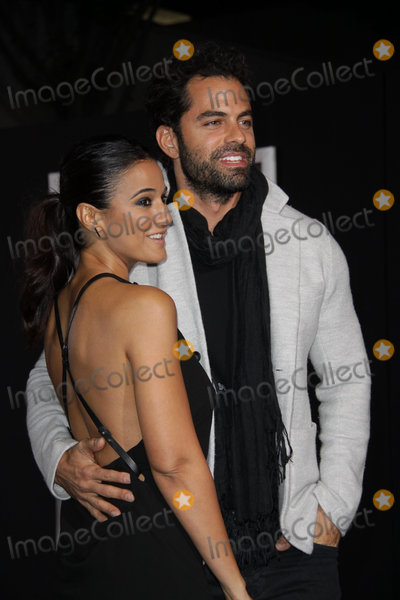 Adrian Bellani Photo - Emmanuelle Chriqui Adrian Bellani  11192015 The Los Angeles World Premiere of Creed held at Regency Village Theater in Los Angeles CA Photo by Izumi Hasegawa  HollywoodNewsWirenet