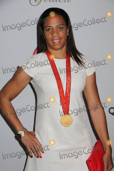 April Holmes Photo - April Holmes 02212015 The 3rd Annual Gold Meets Golden held at Equinox Sports Club in West Los Angeles CA 90025 Photo by Izumi Hasegawa  HollywoodNewsWirenet