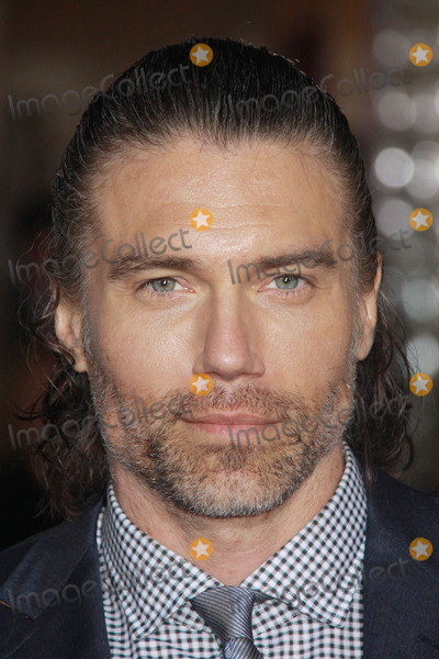 Anson Mount Photo - Anson Mount 02242014 Non-Stop Premiere held at the Regency Village Theatre in Westwood CA Photo by Kazuki Hirata  HollywoodNewsWirenet