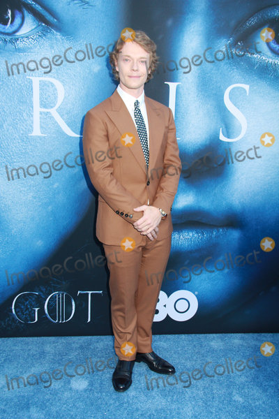 Alfie Allen Photo - Alfie Allen 07122017 Game of Thrones Season 7 Premiere held at The Music Centerfs Walt Disney Concert Hall in Los Angeles CA Photo by Izumi Hasegawa  HollywoodNewsWireco