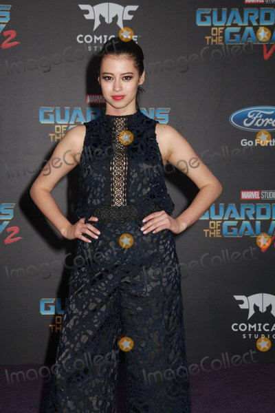 Amber Midthunder Photo - Amber Midthunder 04192017 The World Premiere of Guardians of the Galaxy Vol2 held at The Dolby Theatre in Hollywood CA Photo by Izumi Hasegawa  HollywoodNewsWireco