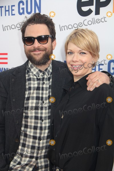 Charlie Day Photo - Charlie Day Mary Elizabeth Ellis 05032016 Los Angeles red carpet premiere event for EPIXfs Under the Gunh held at The Samuel Goldwyn Theater in Beverly Hills CA Photo by Izumi Hasegawa  HollywoodNewsWireco