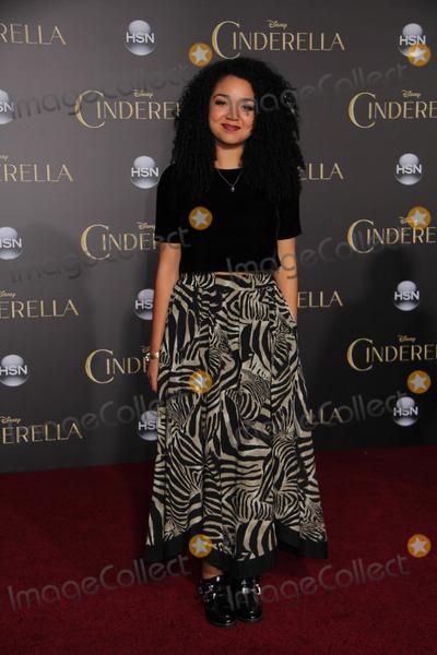 Aisha Dee Photo - Aisha Dee 03012015 The World Premiere of Cinderella held at El Capitan Theatre in Hollywood CA Photo by Izumi Hasegawa  HollywoodNewsWirenet