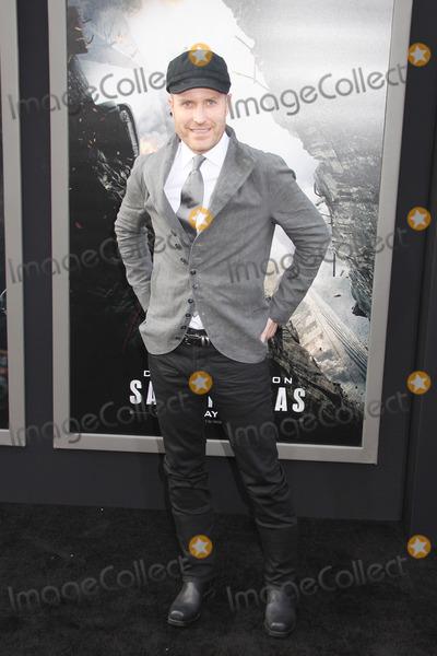 Andrew Lockington Photo - Andrew Lockington 05262015 San Andreas Premiere held at the TCL Chinese Theatre in Hollywood CA Photo by Kazuki Hirata  HollywoodNewsWirenet