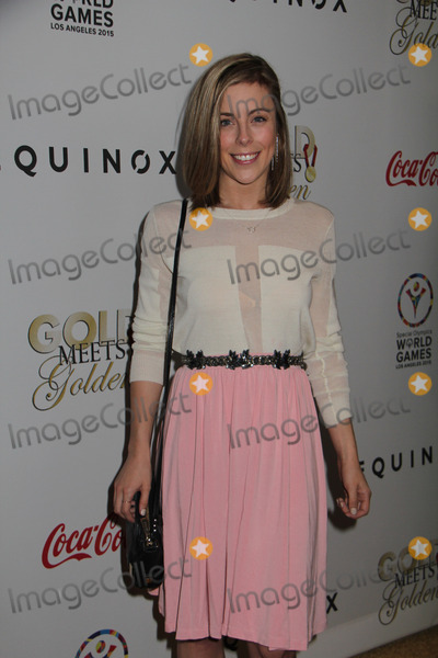 Ashley Wagner Photo - Ashley Wagner 02212015 The 3rd Annual Gold Meets Golden held at Equinox Sports Club in West Los Angeles CA 90025 Photo by Izumi Hasegawa  HollywoodNewsWirenet