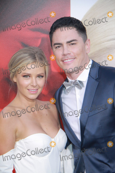Ariana Madix Photo - Ariana Madix Tom Sandoval 04182017 The Los Angeles World Premiere of Unforgettable held at the TCL Chinese Theater in Hollywood CA Photo by Izumi Hasegawa  HollywoodNewsWireco