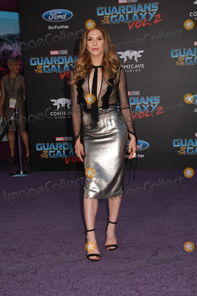 Allison Holker Photo - Allison Holker 04192017 The World Premiere of Guardians of the Galaxy Vol2 held at The Dolby Theatre in Hollywood CA Photo by Izumi Hasegawa  HollywoodNewsWireco