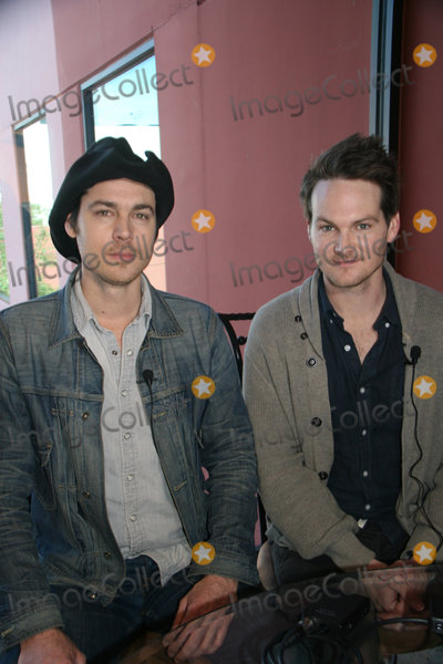 Adam Nee Photo - Aaron Nee Adam Nee 01132016 Band of Robbers Photocall held at Blacklist Digital in Los Angeles CA Photo by Izumi Hasegawa  HollywoodNewsWirenet