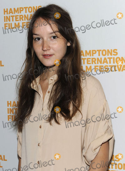 Anais Demoustier Photo - Actress Anais Demoustier attends the Breakthrough Performers brunch reception during the 2010 Hamptons International Film Festival at Nick  Tonis Restaurant in East Hampton NY on October 10th 2010 (Pictured Anais Demoustier)