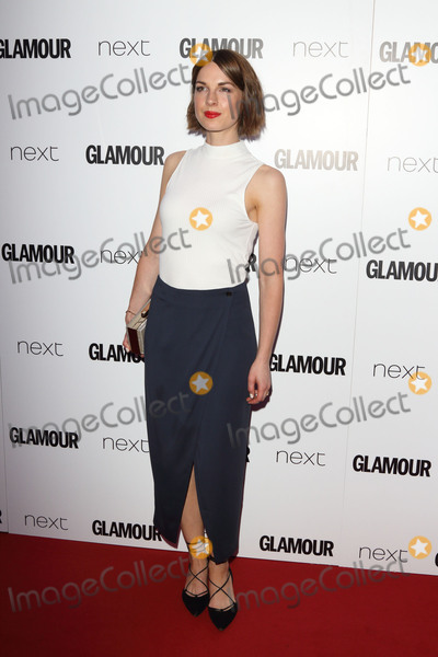 Jessica Raine Photo - London UK Jessica Raine at Glamour Women Of The Year Awards 2016   held at Berkeley Square Gardens in London on June 7th 2016Ref LMK73-60290-080616Keith MayhewLandmark Media WWWLMKMEDIACOM