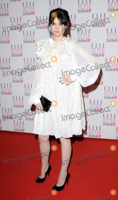 Sophie Ellis Bextor Photo - London UK Sophie Ellis Bextor at the ELLE Style Awards 2008 at The Westway in Ladbroke Grove West London12 February 2008Eric BestLandmark Media