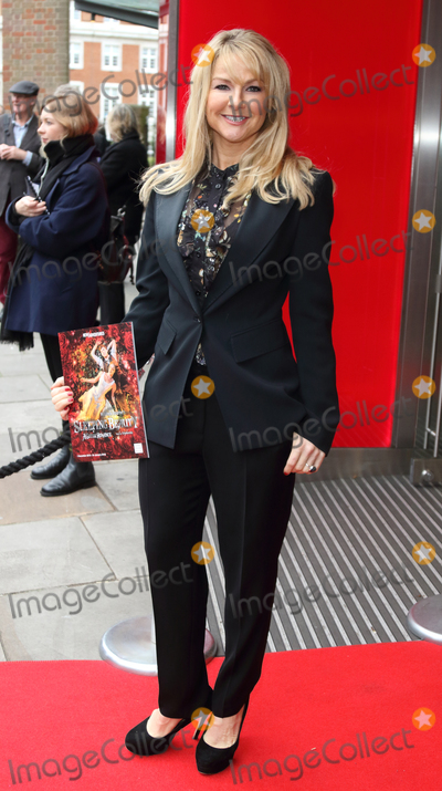 Sarah Hadland Photo - London UK  Sarah Hadland at Matthew Bournes Sleeping Beauty Gala Performance at Sadlers Wells Theatre Rosebery Avenue London on Sunday 6 November 2015 Ref LMK73-59001-071215Keith MayhewLandmark Media WWWLMKMEDIACOM