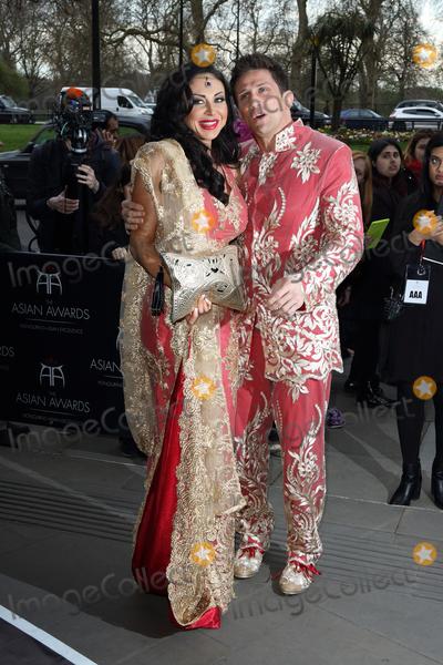 Alex Reid Photo - London UK Alex Reid  at the Asian Awards 2016 Grosvenor House Hotel Park Lane 8th April 2016 Ref LMK73-60215-090416Keith MayhewLandmark Media WWWLMKMEDIACOM