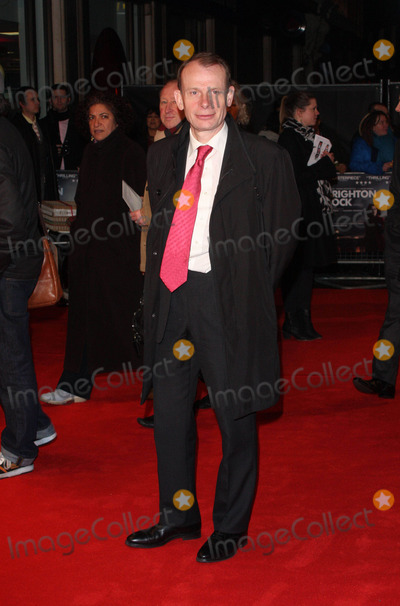 Andrew Marr Photo - London UK Andrew Marr at the European Premiere of Brighton Rock at the Odeon West End Leicester Square 1st February 2011Keith MayhewLandmark Media