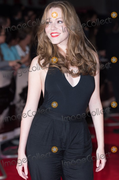 Amy Nuttall Photo - London UKAmy Nuttall  at the UK Premiere of Dracula Untold at The Odeon West End Leicester Square London England UK on Wednesday 1st October 2014Ref LMK370-49688-021014Justin NgLandmark MediaWWWLMKMEDIACOM