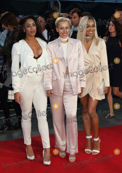 Alexandra Buggs Photo - LondonUK Stooshe (L-R Alexandra Buggs Courtney Rumpold and Karis Anderson) at the Deepwater Horizon European Premiere at Cineworld Leicester Square 26th September  2016 RefLMK73-61491-270916  Keith MayhewLandmark Media WWWLMKMEDIACOM