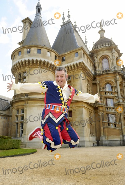 Andy Collins Photo - Aylesbury UK Andy Collins at Sleeping Beauty Press Launch at Waddesdon Manor Aylesbury Bucks on the 20th September 2013Ref LMK386-45349-230913Gary MitchellLandmark Media WWWLMKMEDIACOM