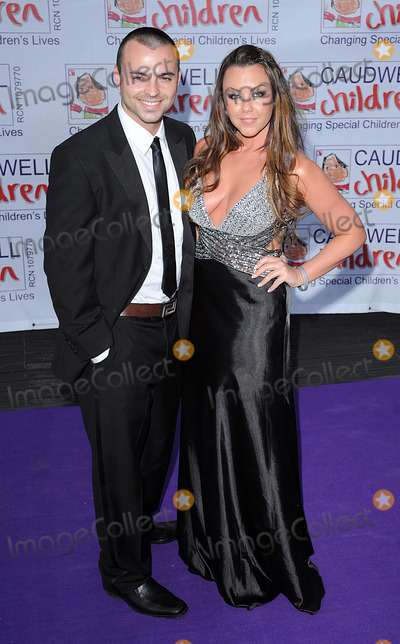 Andy Scott Lee Photo - London UK Andy Scott Lee and Michelle Scott Lee attending the Caudwell Children  The Legends Ball  at Battersea Evolution Battersea Park London 08 May 2008Eric BestLandmark Media