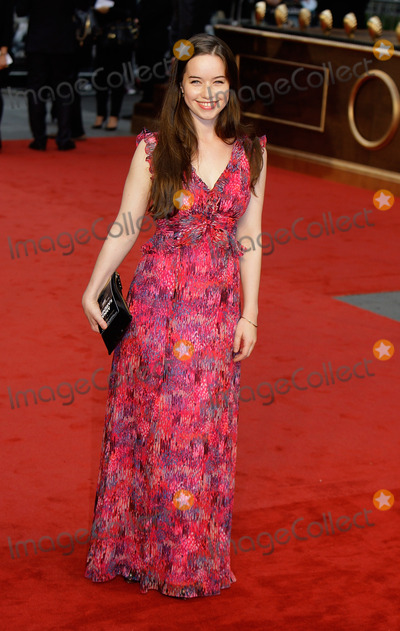 Anna Popplewell Photo - London UK Anna Popplewell   at  the World Premiere of Anna Karenina at the OdeonLeicester Square in London 4th September 2012 JAdamsLandmark Media