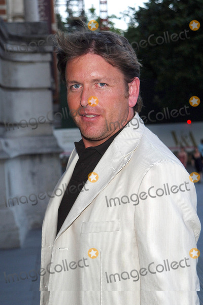 James Martin Photo - London UK James Martin at Harper Collins Summer Party held at Victoria  Albert Museum on Cromwell Road London 1st July 2008Chris Joseph Landmark Media